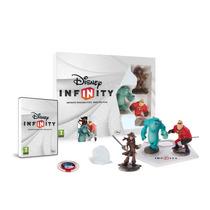 Disney Infinity Starter Pack Juego Original Ps3 Wii Xbox