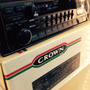 Stereo Crown Japan Anti Robo Modelo Cz-580eqp
