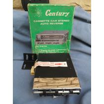 Antiguo Pasa Cassette De Auto Century Nuevo En Caja