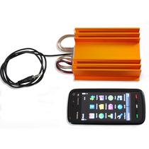 Amplificador 48x4 Para Conectar Tu Mp3 Mp4 Cel Al Auto Moto