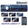 Estereo Mp3 Luxell Rdx240b Usb Sd Fm 4x52 Bluetooth M Libres