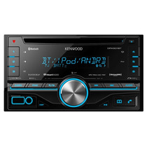 Autoestereo Kenwood Dpx501bt Doble Din Usb Aux Frontales