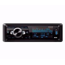 Autoestereo B52 Rm3015 Bluetooth Sd Usb Am/fm 1 Rca Sin Cd