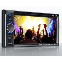 Stereo Clarion Doble Din Tactil Dvd Bluetooth Usb Vx-404
