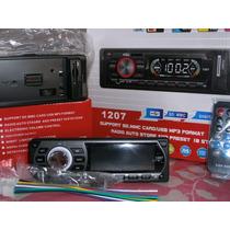 Autoestereo Usb Mp3 Sd Aux Radio Digital Am Fm 50w X 4