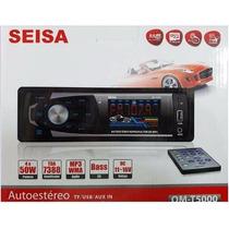 Stereo Usb Mp3 Aux In Microsd Fm 4x50w Autoestereo Control