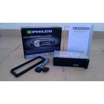 Autoestereo Philco Csp-5007 C/ Usb (excelente Est.) S/frente