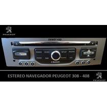 Estereo Navegador Rneg Peugeot 308 - 408 Sport - Nuevo!!!