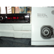Stereo Original Vw Gol Fox Usb Bt Sd Nuevo En Caja C/manual
