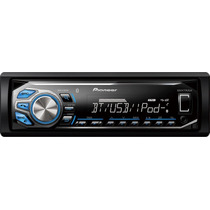 Autoestereo Pioneer Mvh X365bt Usb Bluetooth 50x4 Sin Cd