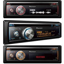 Stereo Pioneer Deh 8650 Bt Sd Cd Usb Graficos Reemplaza 8550
