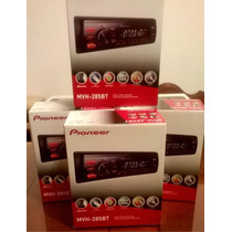 Estereo Pioneer Mvh-285bt Bluetooth Usb Mp3