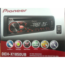Autoestereo Pioneer Deh-x1850ub