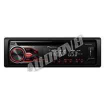 Stereo Pioneer Deh X 1850 Ub Cd Usb Mp3 Audiovb