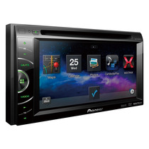 Autoestereo Pioneer Avh-x1650dvd Mixtrax Usb 2 Din Pant 6.1