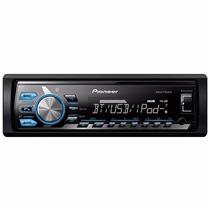 Autoestereo Pioneer Mvh-x375bt Bluetooth Usb Media App Ctrl