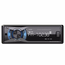 Stereo X-view Usb Aux Mp3 Lcd Sd Nuevo Modelo Cuotas S/int.