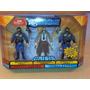 Dc Universe Crisis Comisionado Gordon Y Swat Gotham City