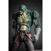 Killer Croc Batman Arkham Origins Joker Guason Robin Dc Bane
