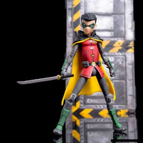 Robin Son Of Batman Animated Movie Damian Wayne Joker Dc