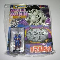 Figura Plomo Dc Aguilar #51 Bizarro Superman Comic Marvel