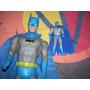 Batman Antiguo De Goma Miralo !!