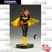 Batgirl Cover Girls Estatua Dc Catwoman Joker Batman Fezman