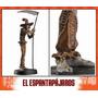 Figura De Plomo #13 El Espantapajaros - Dc Comics - Aguilar