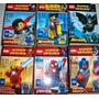 Super Heroes Dc Marvel Varias Figuras Lego Envios Gratis