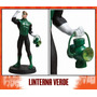 Figura De Plomo #3 Linterna Verde - Dc Comics - Aguilar