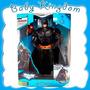 Nuevo Batman Grande Articulado Con Sonidos Y Control Remoto