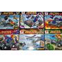 Superheroes Dc Marvel Lego Vehiculo + Figura Envio Gratis
