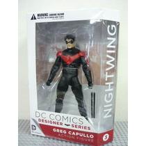 Dc Collectibles Batmam Design Greg Capullo Nightwing Nuevo !