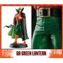Figura De Plomo #23 Ga Linterna Verde - Dc Comics - Aguilar