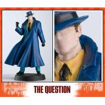 Figura De Plomo Dc Aguilar Comics (the Question)