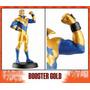 Figura De Plomo Dc Aguilar Comics (booster Gold)