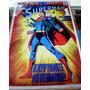 Superman Figura Armar Pintar 75 Aniversario & Cuadro Madera