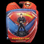 Superman Man Of Steel General Zod With Shackles - Dc Mattel
