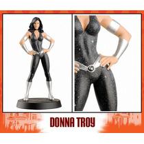 Coleccion Figura De Plomo Dc Comics.donna Troy Edito Aguilar