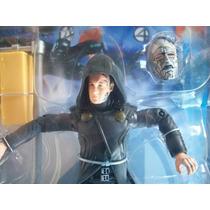Dr Doom Original Toy Biz 4 Cuatro Fantasticos Victor Marvel