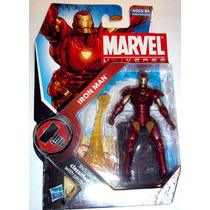 Marvel Universe De Ironman Extremis! Una Figura Imperdible!