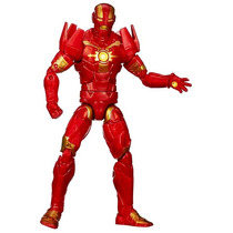 Muñeco Marvel Legends Guardians Of Galaxy Godkiller Iron Man