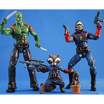 Marvel Infinite Universe Avengers Guardianes De La Galaxia