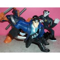 Super Hero Squad Coleccion Dc Mattel Muñeco Figura Juguete