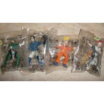 Naruto Colección Completa Mc Donalds Nuevos Cerrados 2010