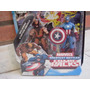 Marvel Universe Wolverine & Capitan America Coleccion Comics