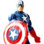 Capitan América Muñeco Gigante 30cm Avengers Original Hasbro