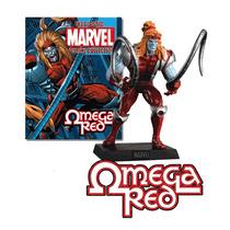 Figura De Plomo - Mega Especial - Omega Red - Marvel