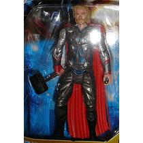Los Vengadores Figuras Hulk Iron Man Capitan America Thor