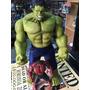 Hulk De 60 Cm. Articulado Nuevo
